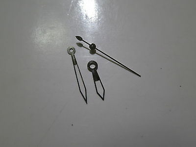 Silver Plated Watch Hands Compatible With MIYOTA 8200 Movement
