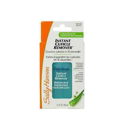 SallyHansen Instant Cuticle Remover Maximum Strength Dissolve Dry Cuticles