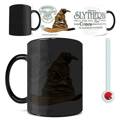 Harry Potter Sorting Hat SLYTHERIN Morphing Mug : Watch it transform