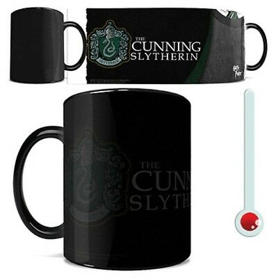 Harry Potter SLYTHERIN ROBE Morphing Mug : Watch it transform