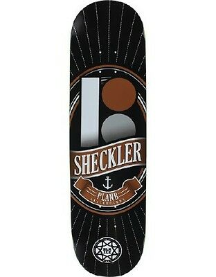 "Plan B Skateboard Deck Sheckler 8.25"" Triumph Pro Model FREE GRIP & POST Planb"