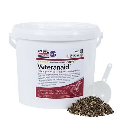 Feedmark Veteranaid *Supporting veteran horse health*