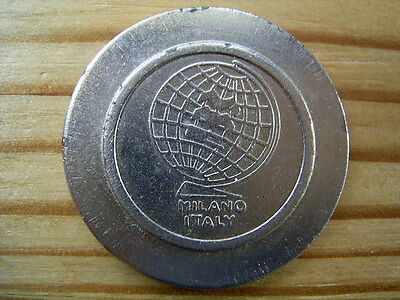 "Gettone Milano Italy   28Mm  Token/medal  ""e186"""