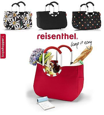 Reisenthel Loopshopper Shopping Bag 12L with Inner Bag, Various Colours