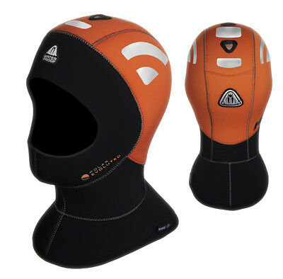 NEW - Waterproof H1 5/10mm HIGH VISIBILITY POLAR HOOD - Scuba Dive Diving