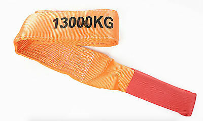 TREE STROP  13 TON 6 METRE LONG   WINCH STRAP OFF ROAD recovery 4x4