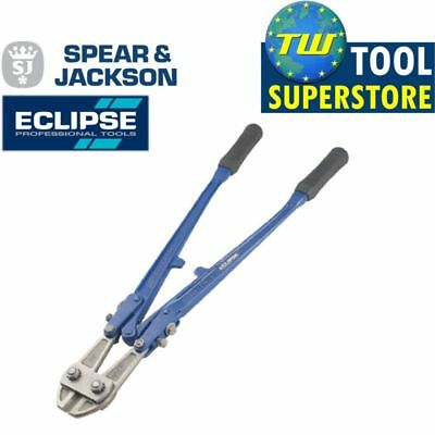 "Eclipse 30"" Solid Forged Handle Professional Steel Bolt Cutter Cropper EFBC30"