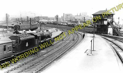 Rutherglen Railway Station Photo. Glasgow to Carmyle and Cambuslang Lines. (1)