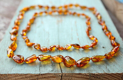 Baltic Amber necklace for baby and mother
