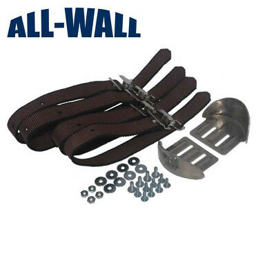 Dura-Stilt Foot Strap Adapter Kit - Full Set - Drywall and Painting Dura