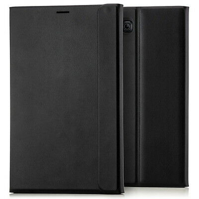 Tablet slim case per Samsung Galaxy Tab S2 8.0 custodia smart cover stand nero