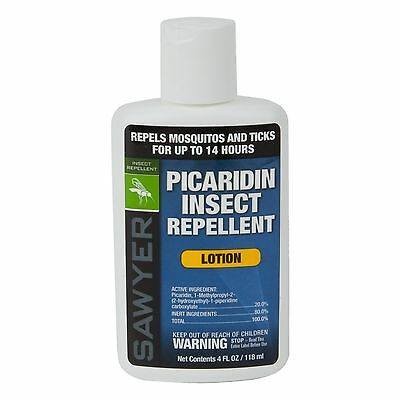 2 x 4oz Picaridin 20% Insect Repellent Lotion - up to 14 Hours Protection