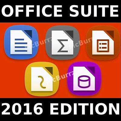 2016 Home & Student Office Suite for Microsoft Windows - No Subscription Needed