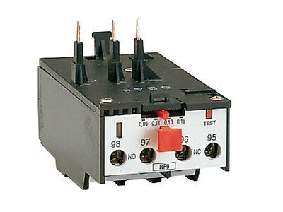 Thermal Overload Relay Adjustable 9 to 15 Amps ... 11RF915