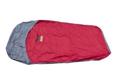Salewa Bivy bag PTX 2 Persons red Rain protection Survival Sleeping bag