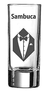 Personalised Engraved Shot glass Wedding Stag Hen Do Party Birthday by jevge 19