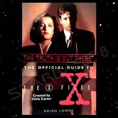 THE TRUTH IS OUT THERE - OFFICIAL GUIDE TO THE X-FILES (Portofrei ab 3 Artikel)