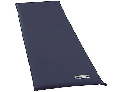 Thermarest Basecamp Af Mediterranean Blue Mattress - Regular