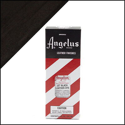 Angelus Brand Leather Dye for Shoes, Sneakers, Bags - 3oz - ! 33 COLOURS !