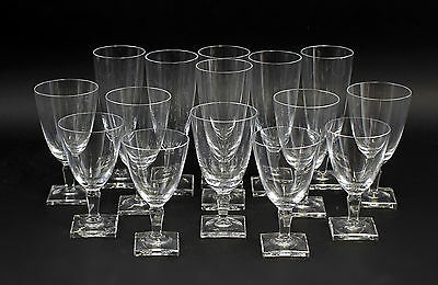 Set 15 Champagne and Wine goblets 7535099