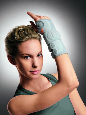 Sporlastic Premium Compression Sprains Stabilising Wrist Brace Guard Support