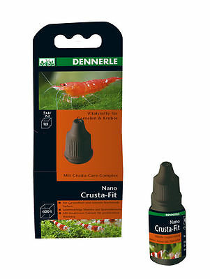 Dennerle Nano Crusta-Fit - Minerals & Vitamins for Shrimp and other Inverts