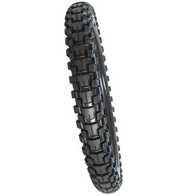 Motoz NEW 90/90-21 Dual Sport Motorcycle Tractionator Adventure Front Tyre