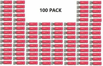 Posi-Tap PTA-2022 (EX-130R, #604) red/gray Wire-Tap, 20-22 Awg., 100 PIECE PACK