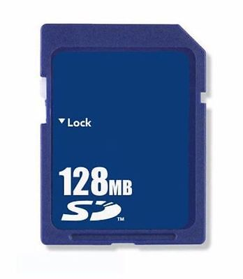 SD Memory Card 128MB/512MB/2GB/ Standard Secure Digital Generic W/Case Brand New