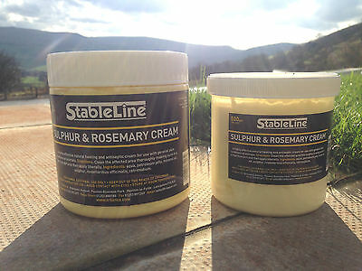 Stableline Sulphur And Rosemary Cream 500G Or 1Kg
