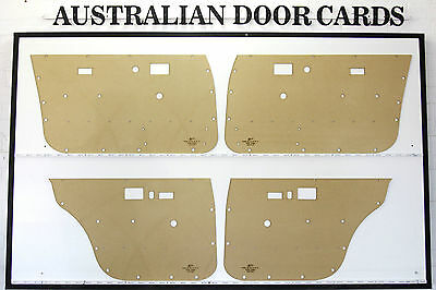 NEW Holden Commodore VB VC VH VK VL Sedan & Wagon. Door Cards / Trim Panels.