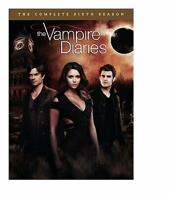 The Vampire Diaries - Stagione 06 (5 Dvd) WARNER HOME VIDEO