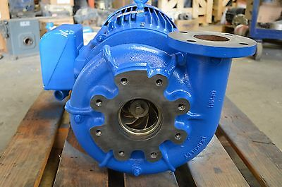 Berkeley Pump, B3ZPLS, 50 HP, 3600 RPM, 230/460V, Centrifugal Pump.