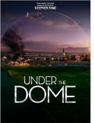 Under the Dome - Complete 1st Season - BRAND NEW 4-DISC DVD SET(fast shipping)