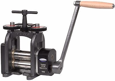 PepeTools Combination Rolling Mill Ultra With 90 mm Wide Rollers, Made In USA