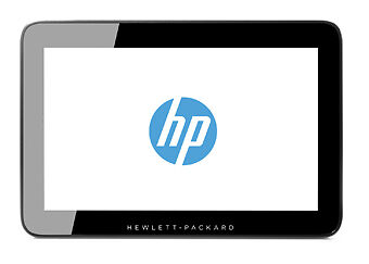Hp, Retail Integrated 7Inch Cfd Display