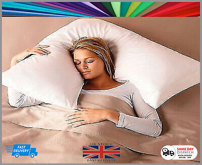 Luxury V Shape Pillow - Neck, Shoulder, Back Support *Choice Of Pillow Case*