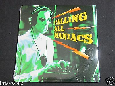 Cypress Hill/static X 'Calling All Maniacs' 2001 Promo Cd--Sealed