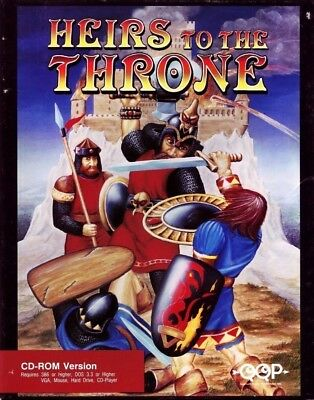 HEIRS TO THE THRONE QQP +1Clk Windows 10 8 7 Vista XP Install