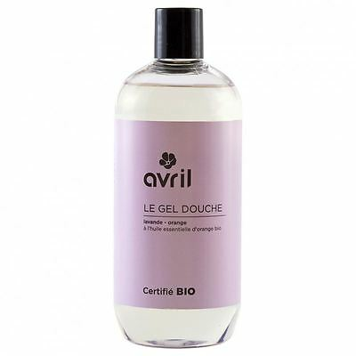 Avril Organic Shower Gel Lavender-Orange 500ml