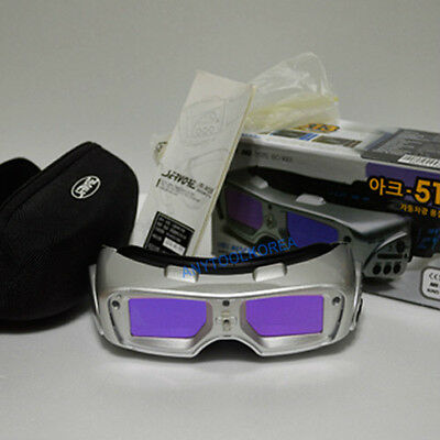 New SERVORE ARC-513 Auto Shade Welding Goggles Safety Glasses