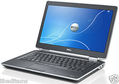 Fast Cheap Dell Latitude E6430 Core i7-3520M 2.90GHz 8GB 600GB SSD Web Cam Win 7