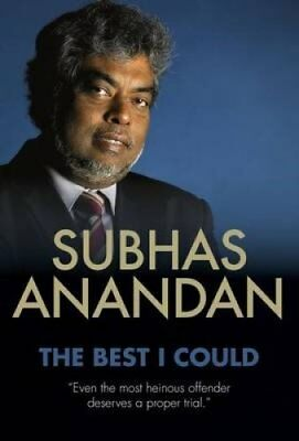 The Best I Could by Subhas Anandan (Paperback, 2010)