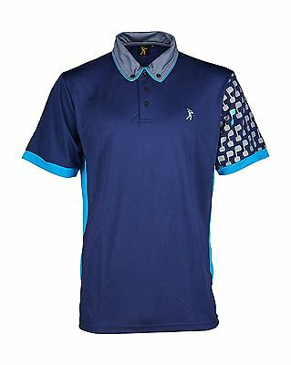 Dangerous Golf 4 Left Polo Shirt