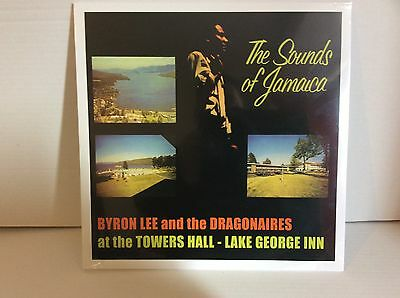 BRYAN LEE and DRAGONAIRES - AT TOWERS HALL VINYL LP  NEW MINT UNPLAYED SEALED