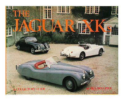 The Jaguar XK by Paul Skilleter (1981, Hardcover, Collector's)