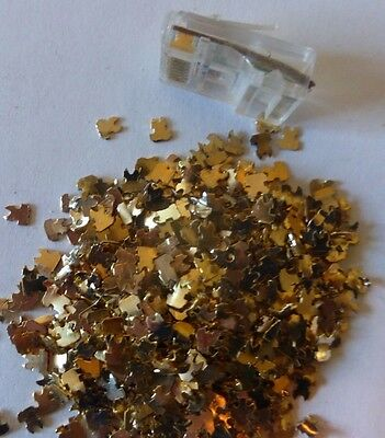 High Yield Gold Plated Pin-Contact. Gold Scrap Recovery. 150 Gr.