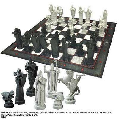 HARRY POTTER WIZARD CHESS SET from The Noble Collection