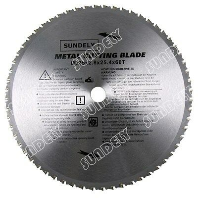 305mm Professional Silver PMC Metal TCT Cutting Circular Saw Blades