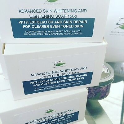 SKIN Whitening Soap FACE & BODY X2 safe and natural skin bleaching for the body